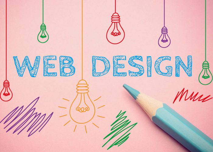 Tips for one page website design