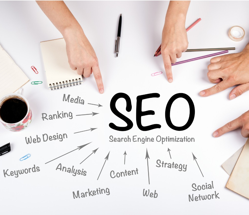 SEO Friendly Page