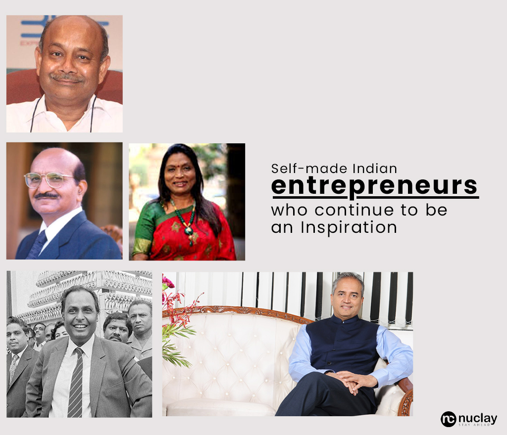 rags to riches stories of indian entrepreneurs
