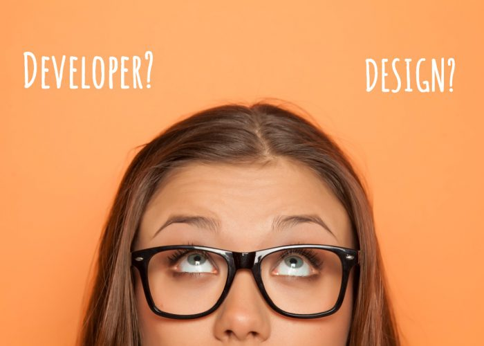 Web Development vs Web Designing Services